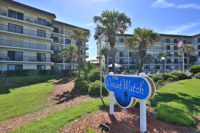 Condo/Townhouse For Sale: 2700 Ocean Shore Boulevard #108