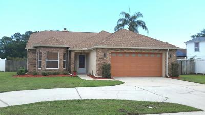 Volusia County Single Family Home For Sale: 1312 N Wembley Circle