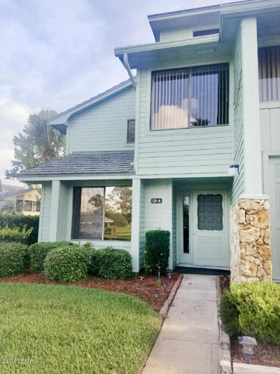 Pelican Bay Condo/Townhouse For Sale: 121 Golden Eye Drive #A