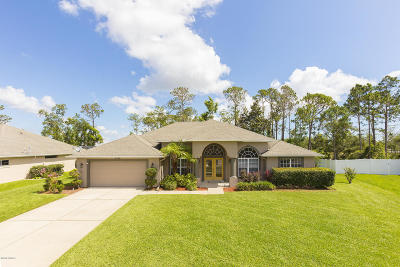 Volusia County Single Family Home For Sale: 770 Foxhound Drive