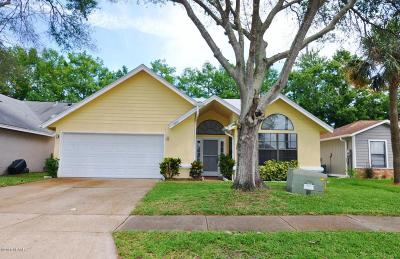 Port Orange Single Family Home For Sale: 3810 Long Grove Lane