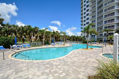 Volusia County Condo/Townhouse For Sale: 2 Oceans West Boulevard #1405