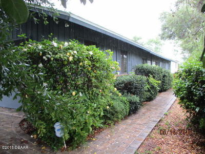 Volusia County Single Family Home For Sale: 1045 Club House Boulevard