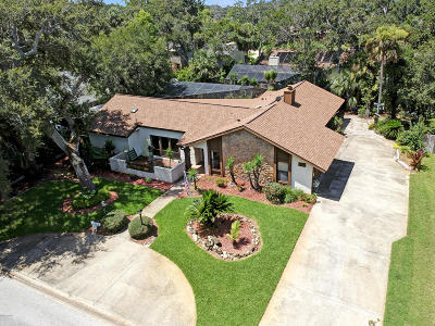 Volusia County Single Family Home For Sale: 1418 Oak Forest Drive