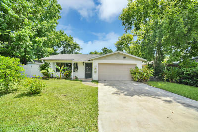 Volusia County Single Family Home For Sale: 1634 Lockhart Street