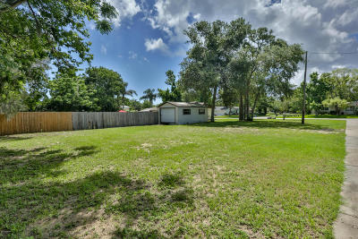 Volusia County Residential Lots & Land For Sale: 1703 Carolina Avenue