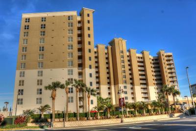 Daytona Beach Shores Condo/Townhouse For Sale: 2403 S Atlantic Avenue #310