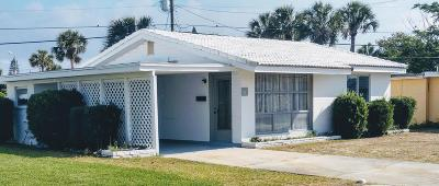 Volusia County Single Family Home For Sale: 32 Ocean Shore Drive