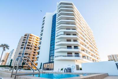 Daytona Beach Shores Condo/Townhouse For Sale: 3013 S Atlantic Avenue #706
