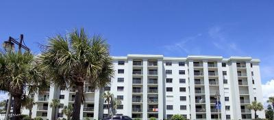 Daytona Beach Shores Condo/Townhouse For Sale: 3800 S Atlantic Avenue #7070