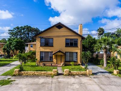 Port Orange Multi Family Home For Sale: 310/316 Charles Street