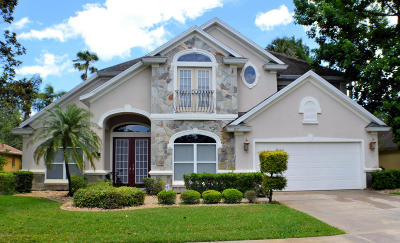 Ormond Beach Single Family Home For Sale: 23 Kingsbridge Crossing Drive