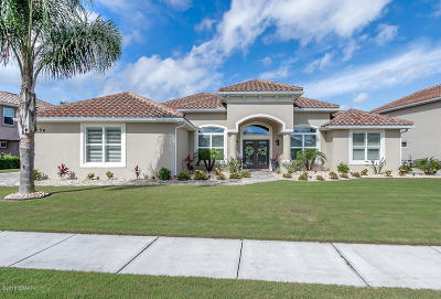 New Smyrna Beach Single Family Home For Sale: 256 Cappella Court