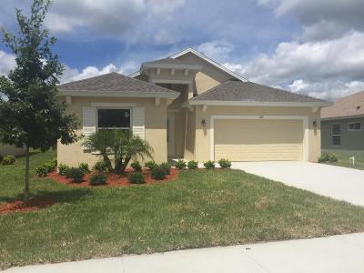 Ormond Beach Single Family Home For Sale: 1408 Springleaf Drive