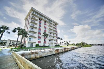 Volusia County Condo/Townhouse For Sale: 2711 N Halifax Avenue #595
