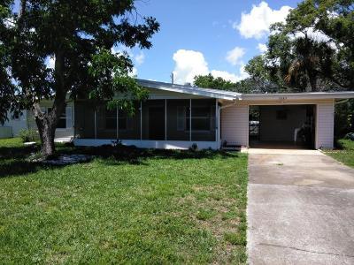 South Daytona Single Family Home For Sale: 2352 Florida Boulevard