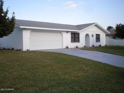 New Smyrna Beach Single Family Home For Sale: 3 Sand Dune Drive
