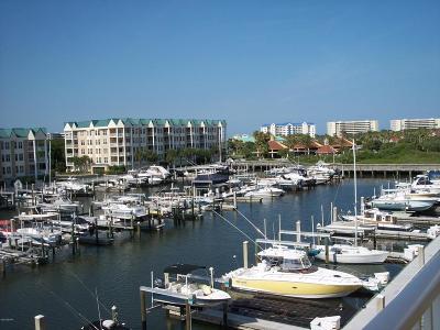 Ponce Inlet Boat Slip For Sale: 4621 Rivers Edge Village Lane #84