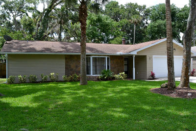 Port Orange Single Family Home For Sale: 795 Sugar House Drive