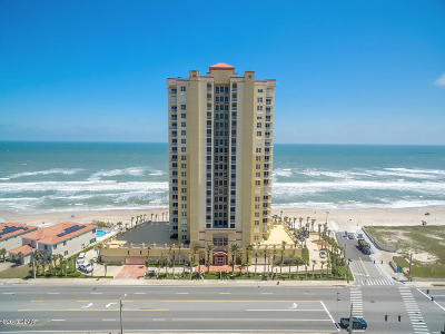 Daytona Beach Condo/Townhouse For Sale: 2300 N Atlantic Avenue #1502