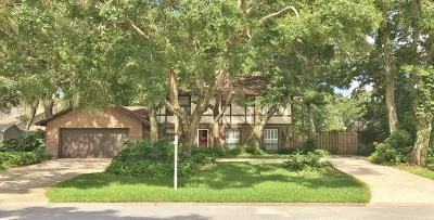 Tomoka Oaks Single Family Home For Sale: 124 Rio Pinar Drive
