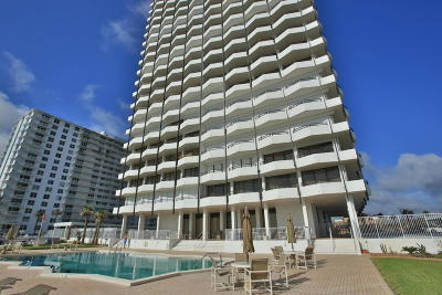 Daytona Beach Condo/Townhouse For Sale: 2828 N Atlantic Avenue #1005