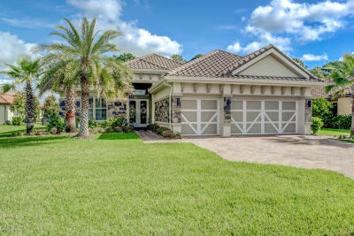 Plantation Bay Single Family Home For Sale: 703 Woodbridge Court