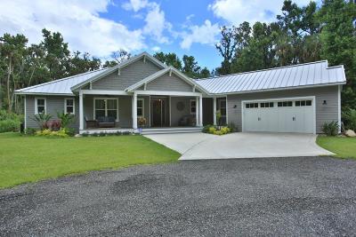 New Smyrna Beach Single Family Home For Sale: 965 Corbin Park Road