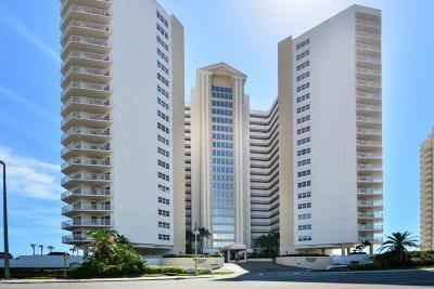Daytona Beach Condo/Townhouse For Sale: 2937 S Atlantic Avenue #1808