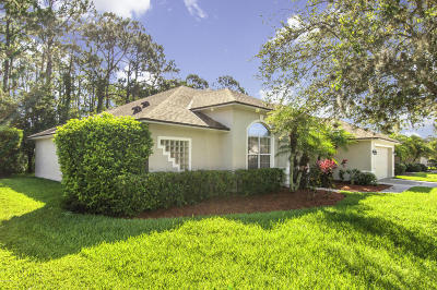Port Orange Single Family Home For Sale: 1705 Creekwater Boulevard