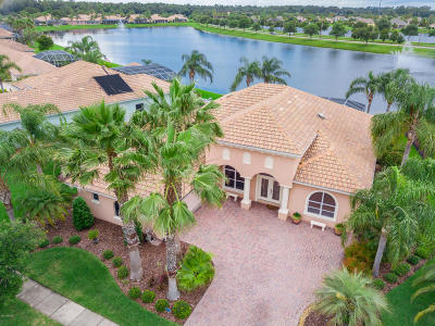 New Smyrna Beach Single Family Home For Sale: 3563 Maribella Drive