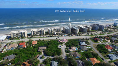 Ponce Inlet Condo/Townhouse For Sale: 4555 S Atlantic Avenue #4111