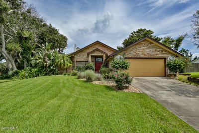 Ormond Beach FL Single Family Home For Sale: $299,000
