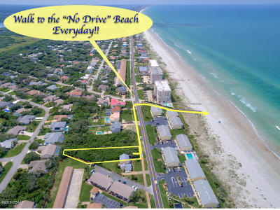 Ponce Inlet Residential Lots & Land For Sale: 4780 S Atlantic Avenue