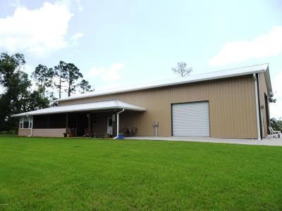 New Smyrna Beach Single Family Home For Sale: 395 Sugar Mill Drive