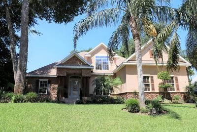 Flagler Beach Single Family Home For Sale: 3 Hickory Lane