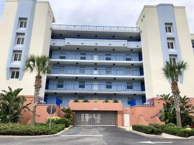 New Smyrna Beach Condo/Townhouse For Sale: 5300 S Atlantic Avenue #14206