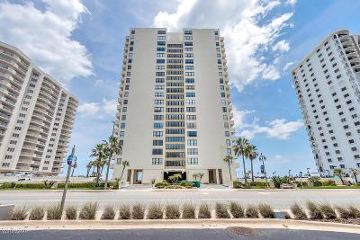 Daytona Beach Shores Condo/Townhouse For Sale: 2987 S Atlantic Avenue #2104
