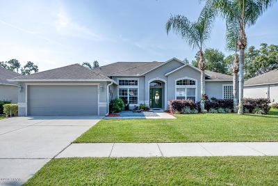 Deland Single Family Home For Sale: 906 S Lake Lindley Drive