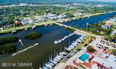 New Smyrna Beach Single Family Home For Sale: 1320 S Riverside Drive