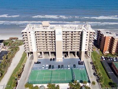 New Smyrna Beach Condo/Townhouse For Sale: 4139 S Atlantic Avenue #B808