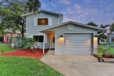 Port Orange Single Family Home For Sale: 5532 W Bayshore Drive