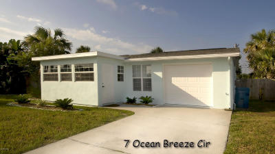 Single Family Home For Sale: 7 Ocean Breeze Circle