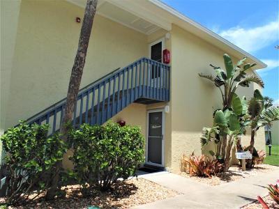New Smyrna Beach Condo/Townhouse For Sale: 4225 S Atlantic Avenue #2370