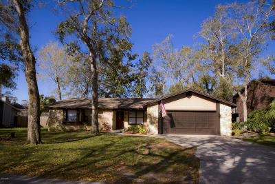 Ormond Beach Single Family Home For Sale: 112 Willow Bend Lane