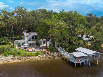 Palm Coast Single Family Home For Sale: 18 Weldon Way