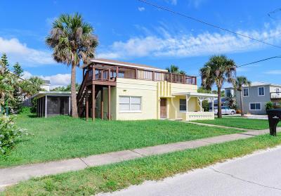 New Smyrna Beach Single Family Home For Sale: 406 N Pine Street
