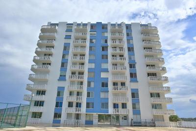 Daytona Beach Condo/Townhouse For Sale: 925 N Halifax Avenue #807