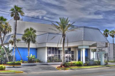 Daytona Beach Condo/Townhouse For Sale: 935 S Atlantic Avenue #128