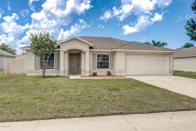 Daytona Beach Single Family Home For Sale: 124 Heathrow Drive